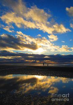 ✯ Crosby Beach near Liverpool, UK