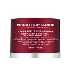 BeautifiedYou.com - Peter Thomas Roth Laser-Free Regenerator Gel-Cream , $68.00 (http://www.beautifiedyou.com/peter-thomas-roth-laser-free-regenerator-gel-cream/)
