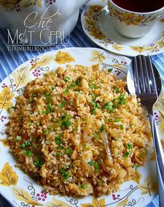 Rice Recipes, Asian Recipes, Ethnic Recipes, Rice Porridge, Nasi Goreng, Malaysian Food, Indonesian Food, Iftar, Rice Dishes