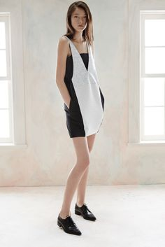 Sachin & Babi Spring 2015 Ready-to-Wear - Collection - Gallery - Look 1 - Style.com