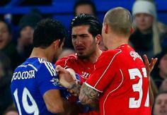 Costa sắp bị phạt. Ảnh internet.http://ketquabongda.com/ http://bongda.wap.vn/ http://bongda.wap.vn/ket-qua-ngoai-hang-anh.html