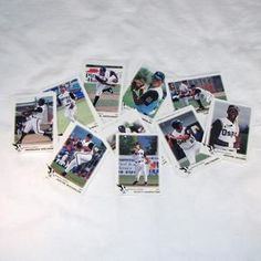 2001 Osprey Cards