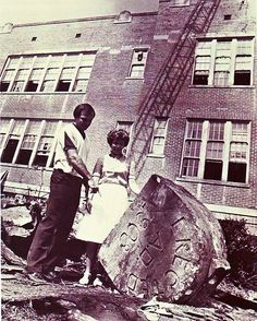 Lost Memphis: Messick High School • Elizabeth Messick was the namesake for one of Shelby County's oldest schools