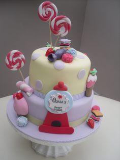 Sweet shop Cake   Flickr - Photo Sharing!