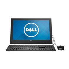 Dell� Inspiron 3043 All-In-One Desktop Computer With Intel� Celeron� N2830 Processor, i3043-1250BLK