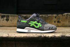 Ronnie Fieg x Asics Super Blue 10th Anniversary: Sneaker