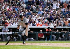 16 seasons (2001-current)The Marlins outfielder hit a triple to rightfield off of Colorado Rockies pitcher Chris Rusin that carried just beyond the reach of Gerardo Parra for his 3,000th career big-league hit. Ichiro is just the second player ever to hit a triple for his 3,000th hit -- Paul Molitor is the other. The 42-year-old recorded 1,278 hits in nine seasons in Japan before joining the Seattle Mariners in 2001, when he won the American League Rookie of the Year and MVP.
