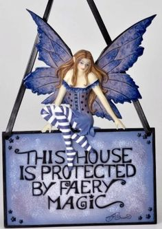 Image detail for -home amy brown fairy figurines and gifts protected by faeries wall ...