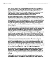 i need help with my personal statement - College Essay Personal Statement Examples