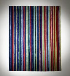Rug for the snug Funky Rugs, Striped Rug, Snug, Home Furniture, Cushions, Curtains, Pizza, Spaces, Home Decor