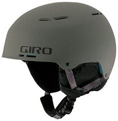 Giro 201415 Combyn Winter Snow Helmet Matte Tank Camo  L -- Visit the image link more details. This is an Amazon Affiliate links.