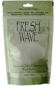 Fresh Wave Odor Neutralizing Sachet Pearl Packs 5 Sachets *** Find out more about the great product at the image link-affiliate link #BiodegrableHome