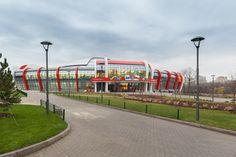 донецк украина фотографии города бульвар пушкина парк щербакова аквапарк: 7 тыс изображений найдено в Яндекс.Картинках
