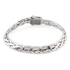 Bracelet Torsadé argent par Caroline Néron