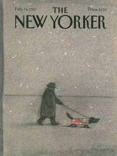 The New Yorker - illustration