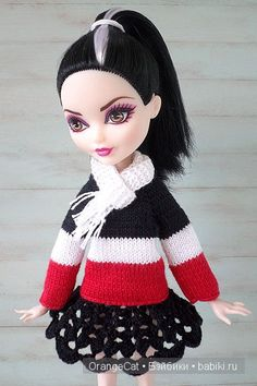 Жанна из тех королев... / Куклы My Scene, Monster High, Монстер Хай от Mattel / Бэйбики. Куклы фото. Одежда для кукол