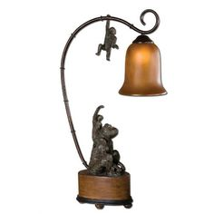 46 Best Monkey Lamps Images In 2014 Monkey Lighting