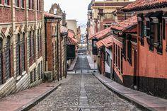 La Candelaria's street Bogotá by Gabriel Guerrero Photography. La Candelaria Bogotá, D.C., Colombia