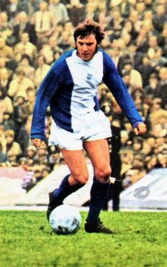 Gary Pendrey of Birmingham City in 1972.