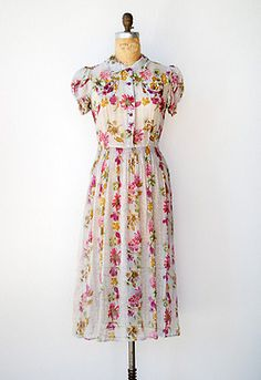 fashion vintage History 1940s 40s