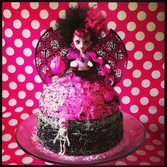 Monster High birthday cake!