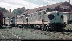 Railroad History, Southern Railways, Diesel Locomotive, N Scale, Journey, World, The Journey, The World
