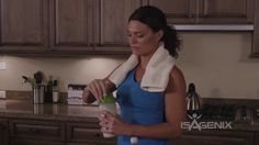 How to an #Isagenix Shake Day Video