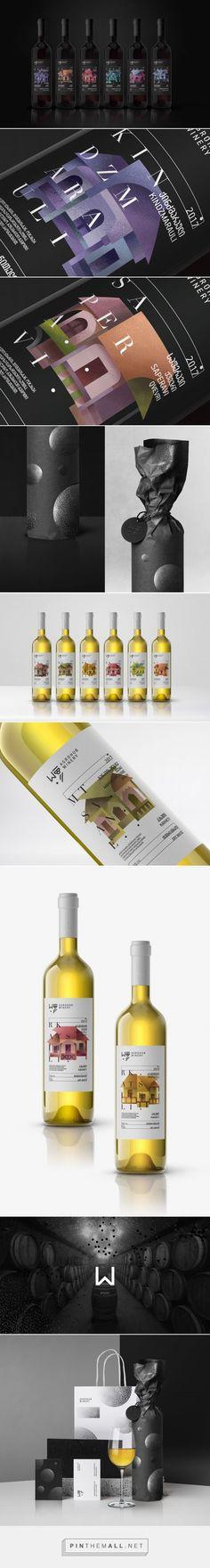 Agrohub Winery packaging design by BRID - https://www.packagingoftheworld.com/2018/07/agrohub-winery.html