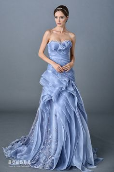 秋醒。淡淡的 - Dresses / Formal Wedding - TaipeiRoyalWed.tw 台北蘿亞結婚精品