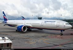 Boeing 777-3M0/ER, Aeroflot - Russian Airlines, VQ-BQM, cn 41694/1381, 402 passengers, first flight 18.2.2016, Aeroflot delivered 22.3.2016. Active, for example 30.9.2016 flight Vladivostok - Moscow. Foto: Moscow, Russia, 14.9.2016.