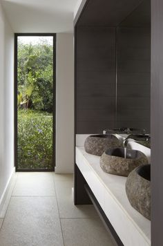Window design on pinterest wood blinds windows and for Salmon bathroom ideas