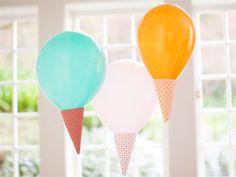 Ice Cream Balloons | Pottery Barn Kids