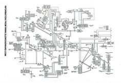 Fuel Control Unit Diagram of the PT6 Schematic drawings
