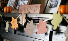13 Thanksgiving crafts for kids.