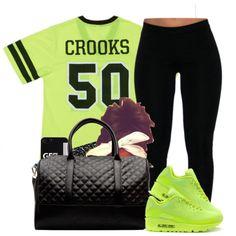 OFTD 04.09.14 Nike Air Max ~ Brianna