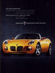 2007 Pontiac Solstice GXP - Productioncars.com