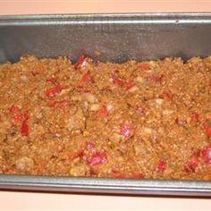 Vegetarian Meatloaf Recipe on Yummly. @yummly #recipe