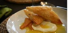Every year 21st October marks Apple Day in the UK with communities around the land coming together to celebrate this wonderful fruit - you might like to make this delicious dessert to mark it! These samosas are one of our of favourite desserts at Demuths Cookery School.