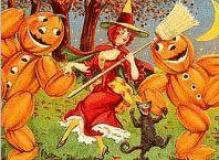 Halloween Activiteit - Spel - Heksendans - peuter kleuter