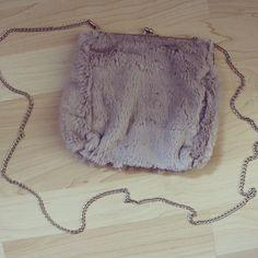 #mala #cinzento #pelinho #fofo #personalizar #bag #grey #furry #cute #personalized