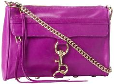 Where can I get Rebecca Minkoff Mac H045I001 Clutch,Purple,One Size.