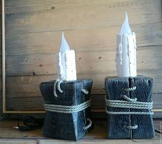 """Купить Светильник """"Свеча"""" - светильник, светильник из дерева, настольный светильник, деревянная скульптура, элементы интерьера"""
