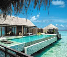 The Maldives Islands - Shangri-La Viligilli Maldives