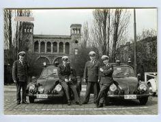 VW typ 115 Policía. Década de 1960