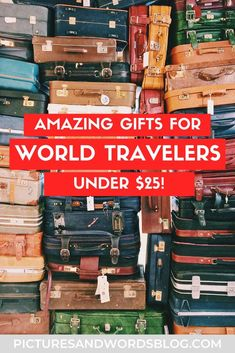 Find out what you need to know to make the most out of your travel time. You should definitely master a few travel hacks just before you start out. Best Travel Gadgets, Best Travel Gifts, Best Gifts, Travel Hacks, Budget Travel, Packing Tips For Travel, Travel Advice, Travel Essentials, Travel Guides