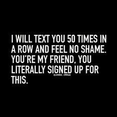 Hahaha truth! @mmpicetti @jessicadoubs @tarynreitz @lexiloud