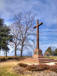 The Cross at Historic Jamestown, VA
