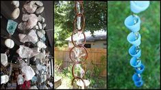 Eight beautiful rain chain ideas – The Owner-Builder Network How To Make A Rain Chain, Rain Chain Diy, Best Interior Design Apps, Diy Courses, End Table Plans, How To Install Gutters, Small Backyard Gardens, Small Backyards