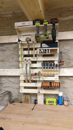 Tools holder