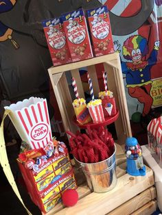 Carnival Inspired Birthday Party Ideas Everson's vintage circus birthday party! Circus Carnival Party, Circus Theme Party, Carnival Birthday Parties, First Birthday Parties, Birthday Party Themes, Birthday Ideas, Vintage Circus Party, Circus Wedding, Vintage Carnival